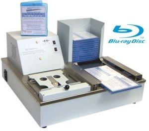 Encelofanadora para cajas Blu-ray