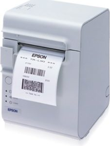 Impresora de etiquetas TM-L90 USB, PS, EDG